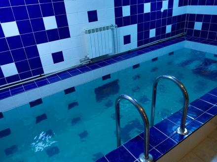 Сауна парк-отеля Городок Самара, Студёный Овраг, 116
