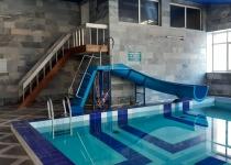 Общее отделение с бассейном Бани Металлургов фотогалерея