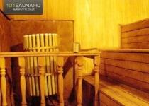 Сауна Лесная крепость, база отдыха Самара, 75 квартал пригородного лесничества