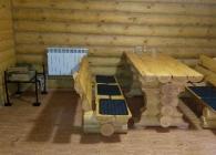 Баня на дровах на Ракитинском Самара, Ракитовское шоссе, 9